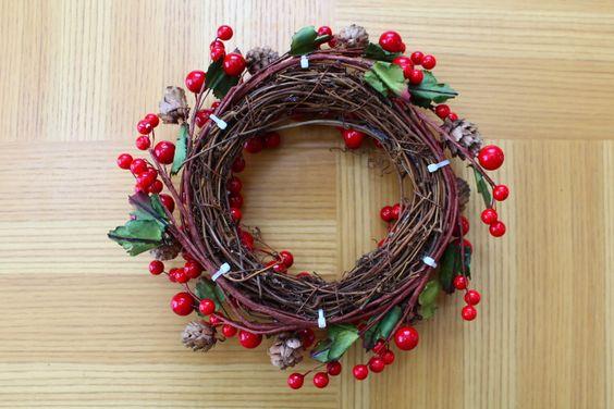 Ducks Home: Christmas Wreath