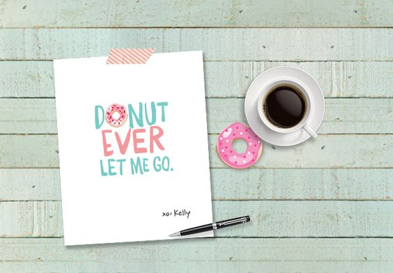 printable donut - Pesquisa Google