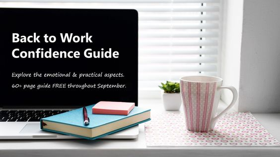 Discover the essentials foryourback to work confidence. Going back…
