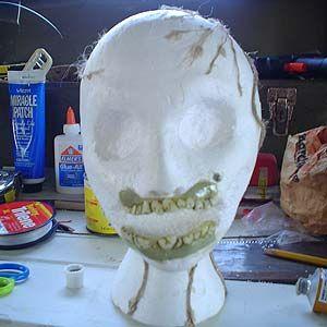 Prop Tutorials Halloween Haunt How To Make Props