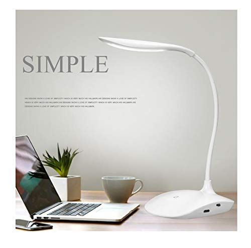 Wooum Rechargeable Led Touch On Off Switch Desk Lamp Student Study Table Lamps Touch Dimmer Home And Kitchen Study Lamps Back To School Best News And Deal In 2020