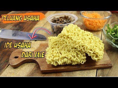 Laris Manis Peluang Usaha Jajanan Kekinian Dari Mie Resep Siomie Youtube Makanan Resep Makanan Cemilan