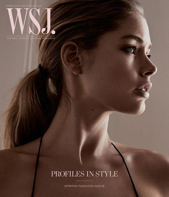 WSJ. Magazine March 2015 Women's Fashion