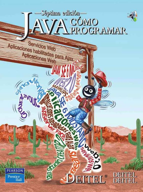C mo programar en java autores harvey m deitel y paul j for Como programar en java