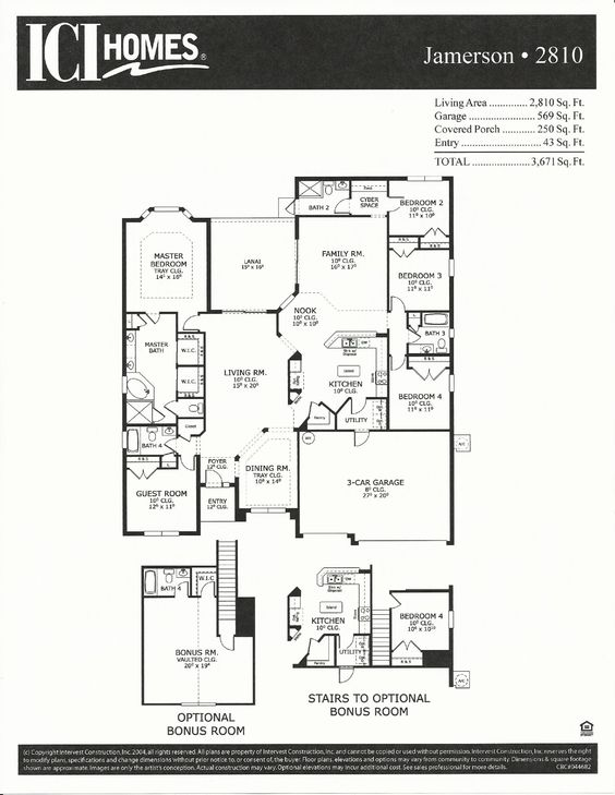 Avilla jamerson floor plans in kissimmee fl avilla by for Ici floor plans