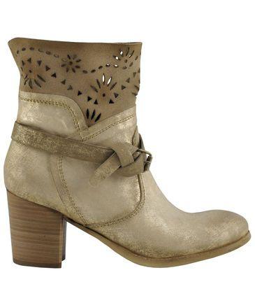 CAFèNOIR - Damen Stiefelette #cafenoir #boots #festival