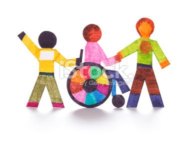 Colourful and shares a positive and inclusive message about disability - DL