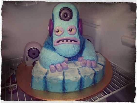 Deedge My Singing Monsters Cake Cakes Pinterest