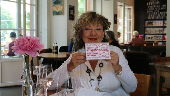 #Sharing Spirit im Restaurant - 20min #Basel