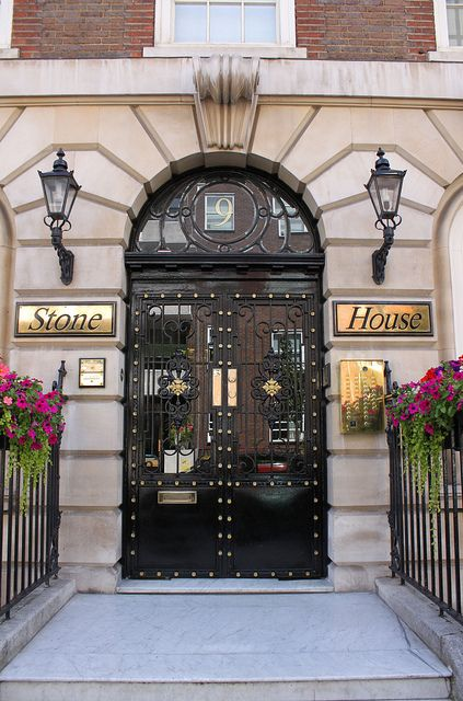 Stone House, Weymouth Street, St. Marylebone, London, England, GB.