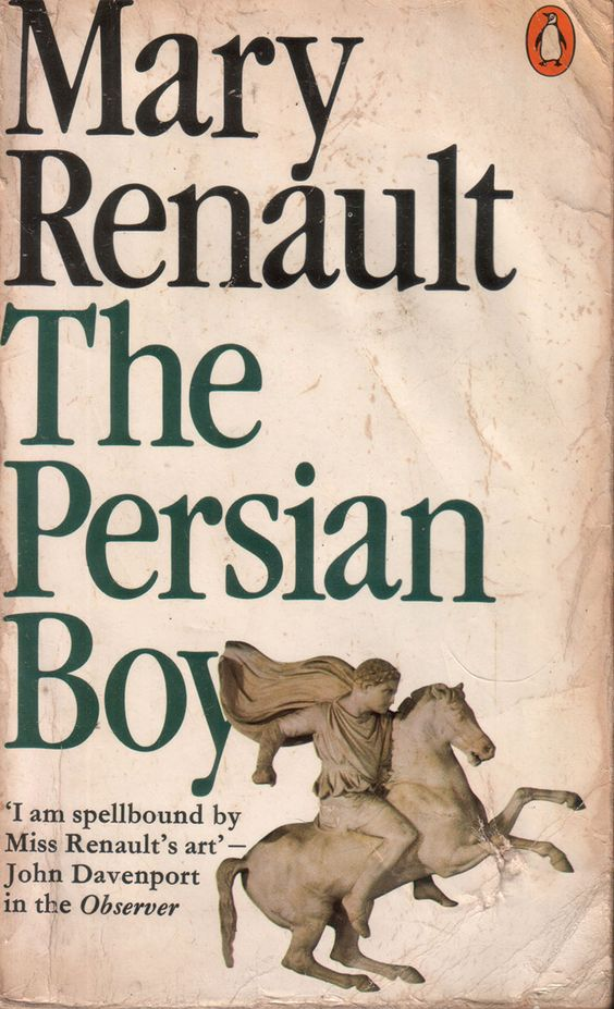 The Persian Boy, Renault, Mary