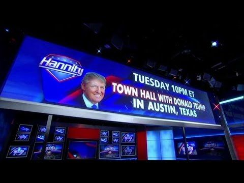 Full Trump Town Hall on Immigration on Sean Hannity in Austin, Texas 8-23-16