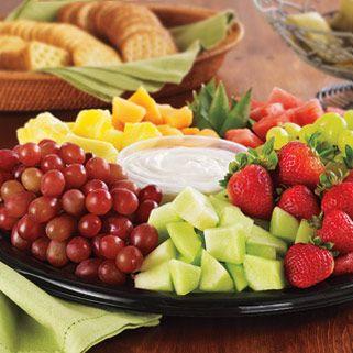 Kroger fruit tray