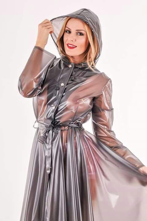 Pvc u like | Raincoats PVC & Latex | Pinterest