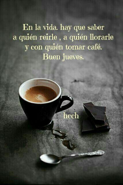 Elege con quién tomar café