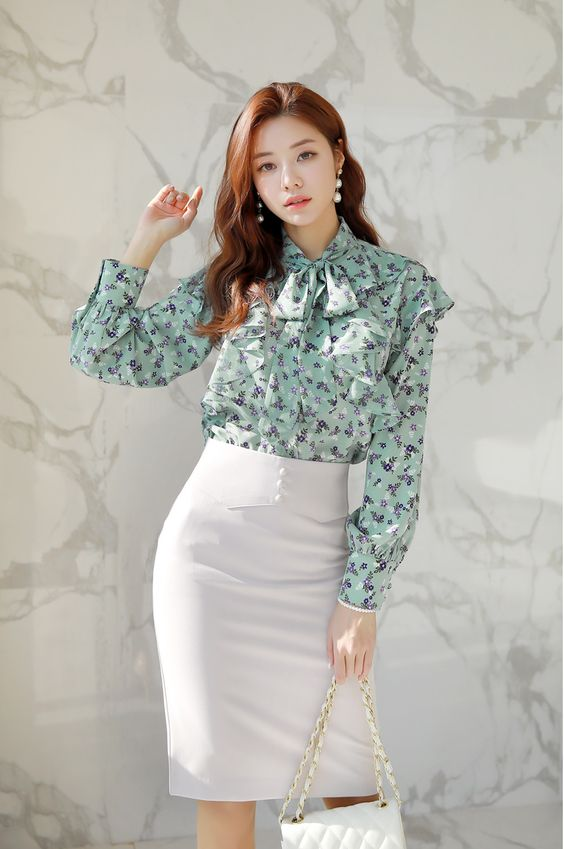 36 Elegant Outfits For Starting Your Spring outfit fashion casualoutfit fashiontrends