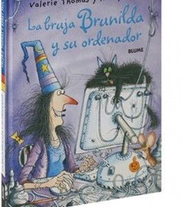 No te pierdas ninguna historia de la bruja Brunilda...aprenderás muchísimo de ella.