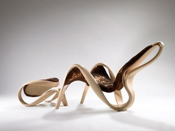 zaha hadid furniture ZAHA HADID Pinterest - ausergewohnliche relax liege hochster qualitat
