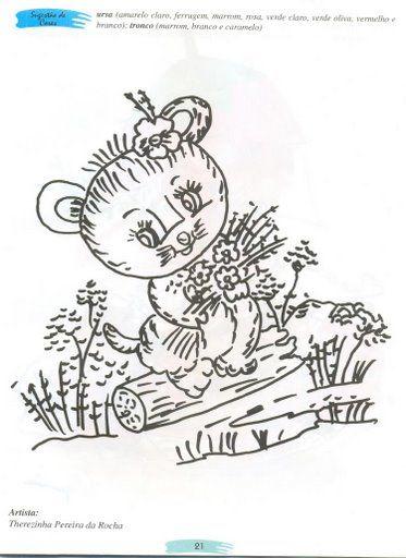 pintura em tecido infantis - Aurelia Souza - Álbuns da web do Picasa
