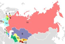 Zerfall der Sowjetunion – Wikipedia
