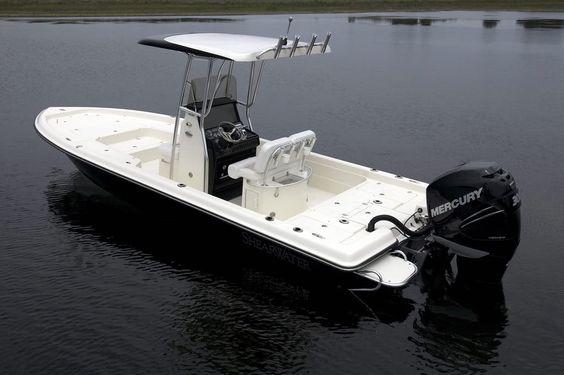 Shearwater 25LTZ  Bay Boat