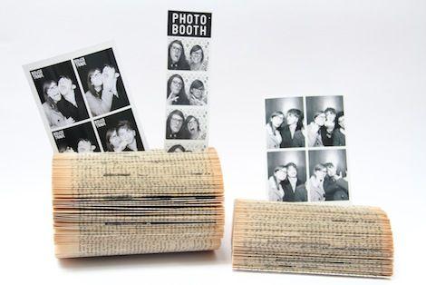Ladybird Likes...: DIY vintage book photo display