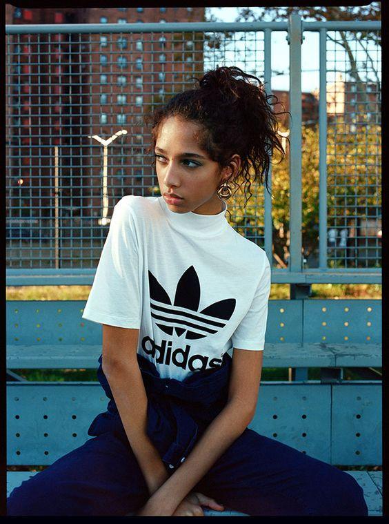 Look Like Prada Model Yasmin Wijnaldum  - Yasmin Wijnaldum-Wmag