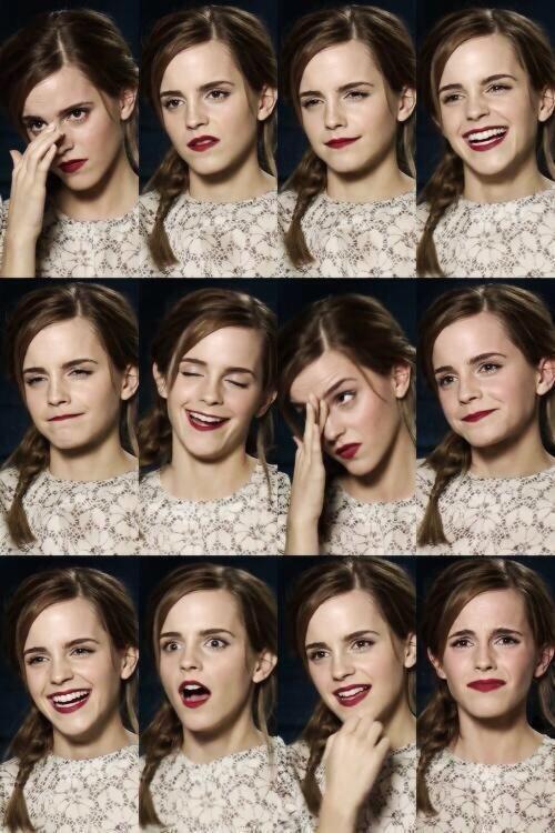 Expressions of Emma Watson* • Info | (https://en.wikipedia.org/wiki/Emma_Watson)  ★ || CHARACTER DESIGN REFERENCES™ (https://www.facebook.com/CharacterDesignReferences & https://www.pinterest.com/characterdesigh)