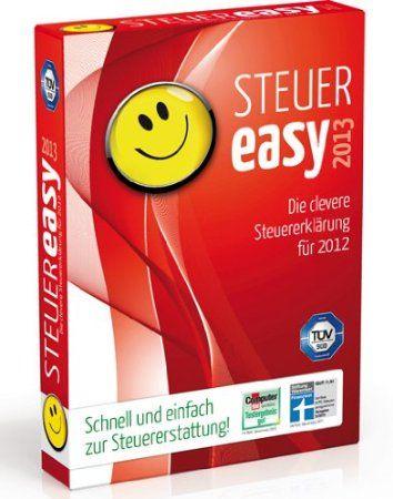 Steuer easy 2013 (für Steuerjahr 2012)