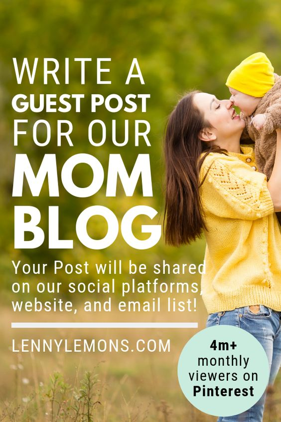 Mom blog collaboration opportunity