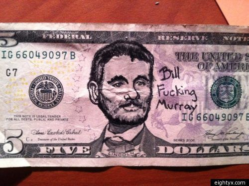 bill f*ckin murray