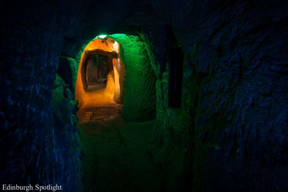 Edinburgh - Gilmerton Cove..