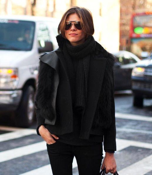 Le Fashion Blog Winter Street Style Emily Weiss Knit Scarf Fur Vest Black Coat Black Denim Via Chicago Street Style - See more at: http://s1196.photobucket.com/user/lefashion/media/le-fashion/Le-Fashion-Blog-Winter-Street-Style-Emily-Weiss-Knit-Scarf-Fur-Vest-Black-Coat-Black-Denim-Via-Chicago-Street-Style