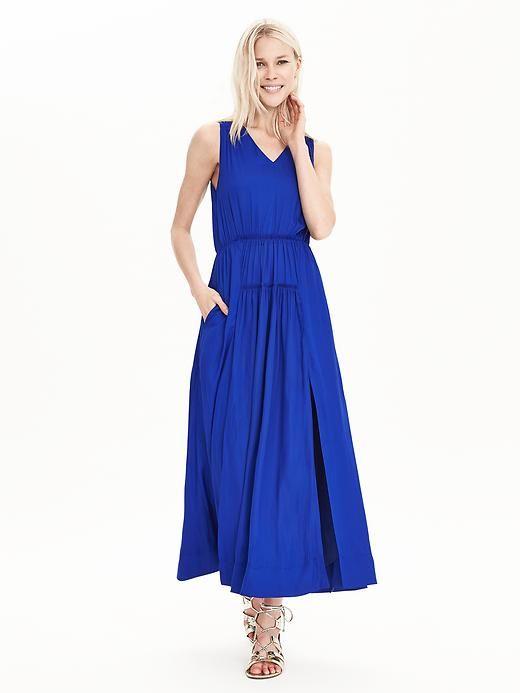 Goddess Maxi Dress - Banana Republic - STYLE / Spring 2016 Style ...