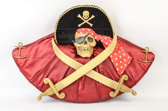 #TalkLikeAPirateDay Disney Pirates of the Caribbean Wall Hang