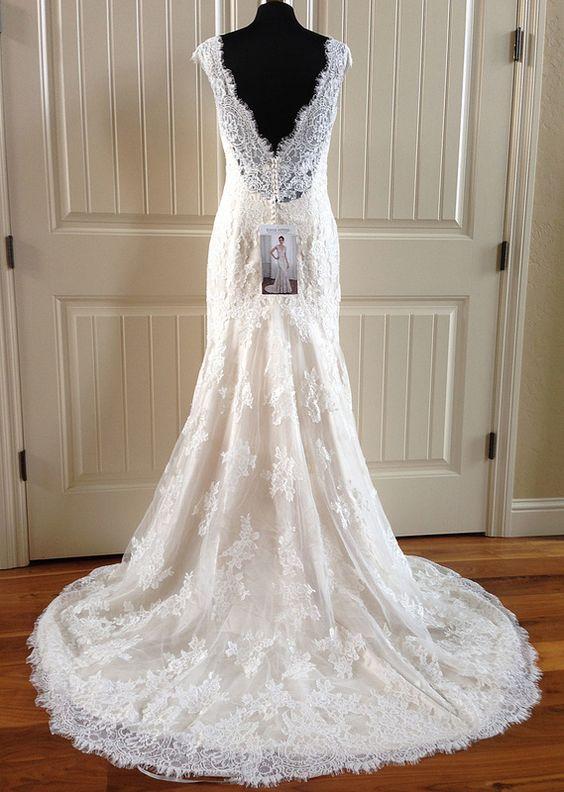 Sheath - Lace Bridal