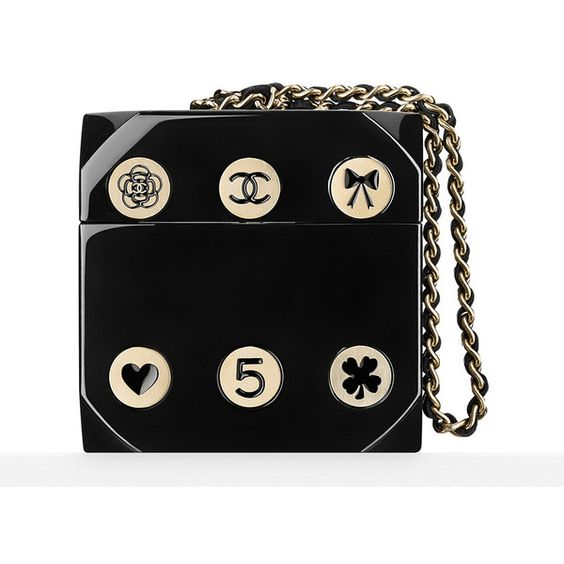 Chanel Pre-Collection Spring 2016 Bags are Here; Check Out All the... ❤ liked on Polyvore featuring bags