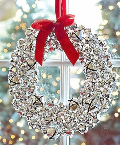 Christmas Wreaths Big W Christmas Wreaths Sale Online Silver Christmas Decorations Christmas Wreaths Silver Bells Christmas