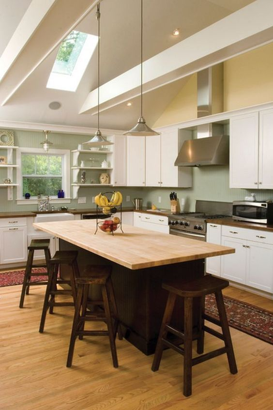 How To Calculate The Cost For Installing A New Kitchen Island Kitchen Layout Kitchen Island With Seating Diy Kitchen Island