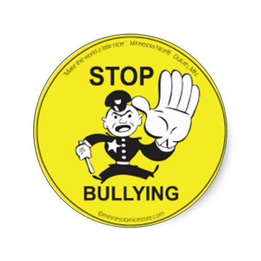 stand up to bullies   stand up against bullies with these retro design stop bullying ...