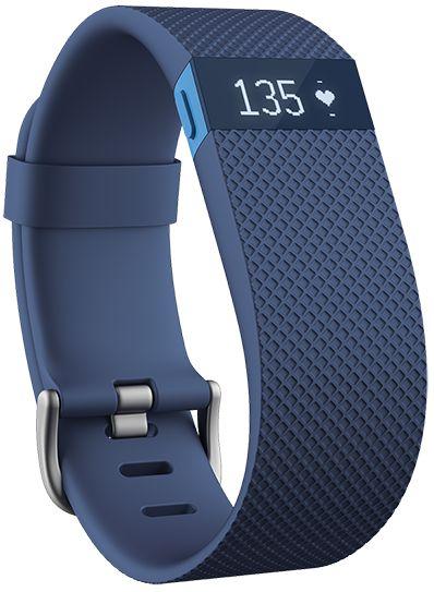 Bracelet pour l'activité et la fréquence cardiaque Fitbit Charge HR™