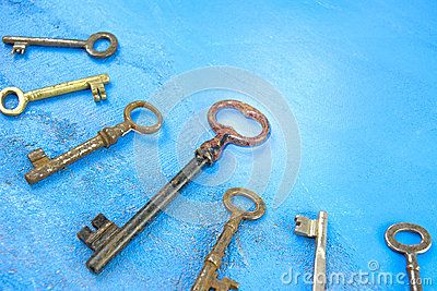 Rusty Keys Angle View - Download From Over 46 Million High Quality Stock Photos, Images, Vectors. Sign up for FREE today. Image: 73785163