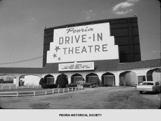Peoria movie theatre