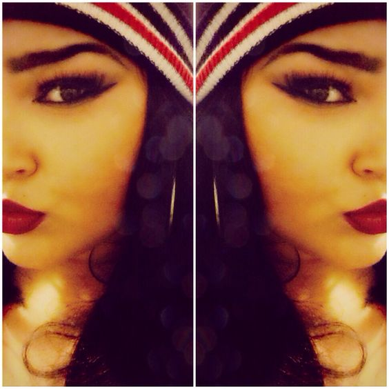 #mac #rubywoo #inlove #cholainspired #makeup