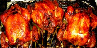 Our restaurant TORISHIN'S Roast Chicken