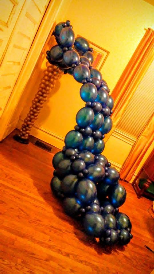 Party Balloons # 6 Pinata
