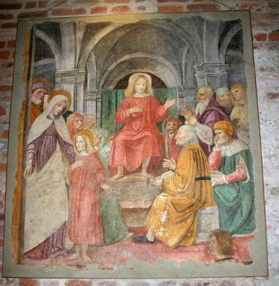 BERGOGNONE I  Due Bambini Gesù