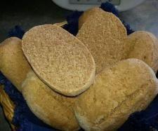 Rezept Vollkornbrötchen mit TM5 von lobern - Rezept der Kategorie Brot & Brötchen