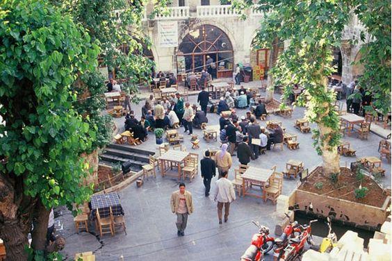 Gümrük Hanı, Şanlıurfa, Turquía