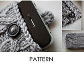 knit ipad/iphone cases?!